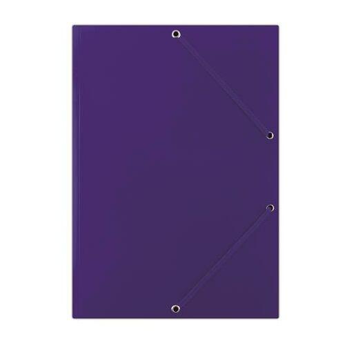 "Gumis mappa, karton, A4, DONAU ""Standard"", kék"