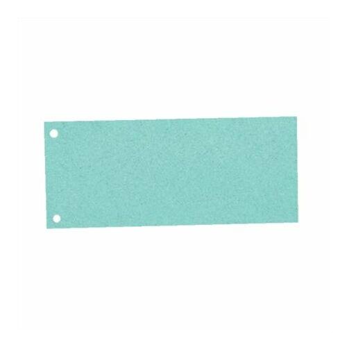 Elválasztócsík, karton, ESSELTE, kék (1000db/csom)