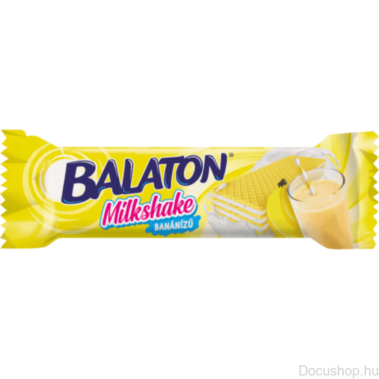 Balaton Milkshake Banán 32g