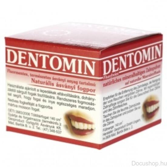 Dentomin-N fogpor