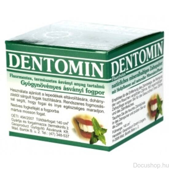 Dentomin-Z fogpor